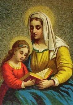 Nuestra Señora Santa Ana y Nuestra Señora Maria Madre de Jesus