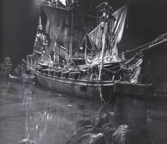 Inside Pirates of the Caribbean
