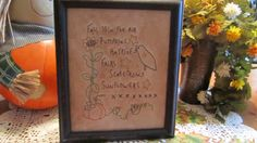 Fall Is In the Air - pinned by pin4etsy.com