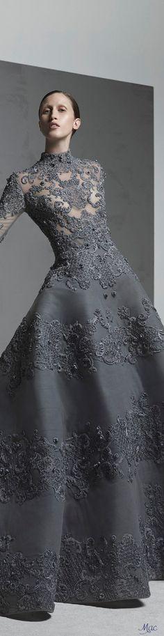 Fall 2016 Haute Couture - Ashi Studio