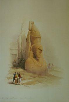 David Roberts David Roberts, fue un pintor romántico escocés conocido por sus acuarelas y grabados representando los monumentos egipcios y españoles.