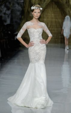 7 Pronovias Wedding Dresses We Love #TheKnot