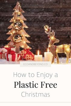 Enjoy a Plastic Free Christmas This Year - Here's How! Free Christmas Gifts, Christmas Hat, Christmas Cards, Christmas Decorations, Christmas Ornaments, Christmas Crackers, Secret Santa, Homemade Gifts, Free Gifts