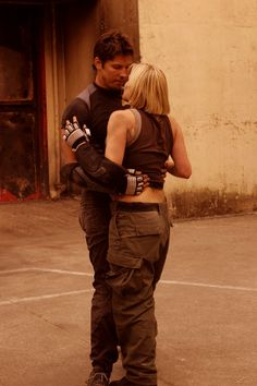 For Starbuck - Kara Thrace & Sam Anders