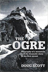 The Ogre book cover