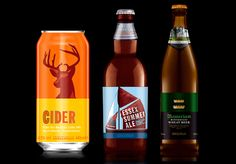 M&S BEERS & CIDERS BY BRANDHOUSE