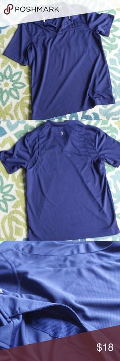 Men's Reel Legends Performance Clothing Blue Polo Feel the breeze across your back with this Reel Legends Performance Clothing polo. In a dark blue, you'll be comfortable and cool while wearing this vented back shirt. Perfect for fishing, boating, golfing, or at the game! Lightweight and in great condition. Perfect for Back to School! Size Small.   FAST NEXT BUSINESS DAY SHIPPING!🚀 Smoke/Pet FREE!🚫 LOVE Notes are Much Appreciated! ❤ Check out my Closet, ALWAYS something NEW! ✔ Thank you…