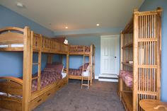 Image result for colonial revival bunk bed rooms
