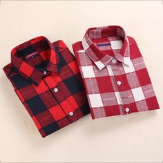 Cheap plaid shirt fabric, Buy Quality shirts material directly from China shirt outline Suppliers: Women Blouses Turn Down Collar Floral Blouse Long Sleeve Shirt Women Camisas Femininas Women Tops And Blouses 2015 New F