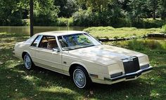 1981 Chrysler Imprial Coupe