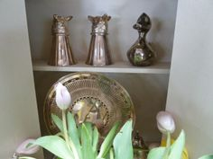Small Holdings Farm - We have a large variety of silver plate available in the shop.