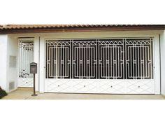 Portão Basculante - qd015