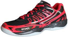 Kaepa Womens Heat Volleyball Shoes Red 55 * Be sure to check out this awesome product.