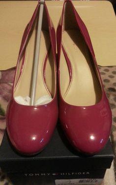 tommy hilfiger kadesa womens shoes size 9.5 M