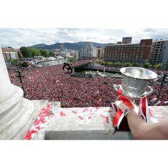 #supertxapeldunak #AupaAthletic #Bilbao by sanmames1913