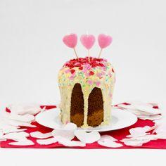 ICH LIEBE DICH SET - Kuchen im Glas von Kuchen im Glas auf DaWanda.com