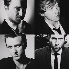 #men of #harry potter