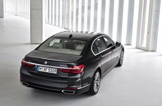 Germany's next top model: nieuwe BMW 7-serie