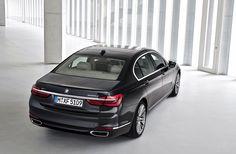Germany's next top model: nieuwe BMW 7-serie