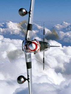 P-51 Mustang - bank