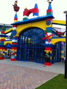 OMG !! Legoland Hotel, Windsor.