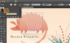 Learn how to create and edit artwork with the Paintbrush and Pencil tools in Adobe Illustrator CC. Flat Design, Web Design, Graphic Design Tutorials, Graphic Design Inspiration, Tool Design, Illustrator Ai, Adobe Illustrator Tutorials, Photoshop Illustrator, Graphic Design Illustration