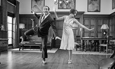 """""""The Artist"""" starring Jean Dujardin and Bérénice Bejo. Directed by Michel Hazanavicius. Jean Dujardin, The Artist Movie, Lindy Hop, Shall We Dance, Por Tv, Movie Costumes, Michel, Latest Movies, Cinematography"""