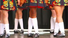 Parenting -- My daughter found her sport in Irish dance