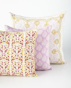 -5QNS English Garden Pillows
