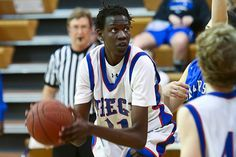 Manute Bol's Son Got Game