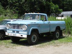 1967 Dodge Power Wagon W300