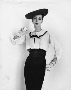 1950s fashion...I'll definitely need a hat