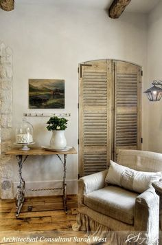 Vintage French Soul ~ Ticking and Toile: ~why I love french country~