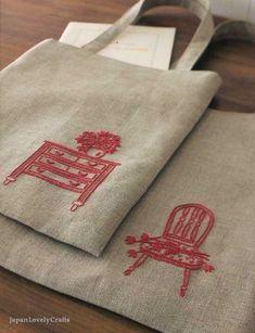자수 Embroidery 라는 분야에서 레드워크 Red work 기법과 White work Embroidery 는 전혀 다른 자수 ...