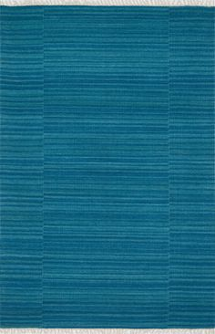 These rugs can work in a myriad of interiors from traditional to contemporary. Anzio is updated with the addition of fringe, which is making a comeback in new rugs. Flat-woven rugs are unique due to their method of construction.