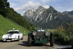 Moonlight Rallye 2011  © Dani Reinhard  #zwischengas #oldtimer #youngtimer #classiccar #classiccars #auto #car #cars