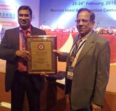 The award bestowed upon the highest quality care provider by Association of Health Care Providers of India (AHPI)