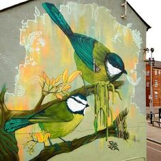 by Fauna Graphic in Sheffield, UK, 5/17 (LP)