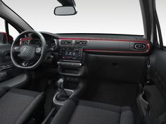 New Citroen Strikes Supermini Segment With Cactus-Inspired Styling Pics + Video] Teaser Campaign, Dashboard Car, Citroen Car, Car Brands, Automotive Design, Interior, Vehicles, Pictures, Cars