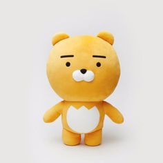 KAKAO FRIENDS  Kakao Character GIANT RYAN 85cm Plush doll +Expedited Shipping