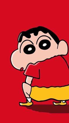 New Shinchan Wallpapers Sinchan Wallpaper, Cartoon Wallpaper Iphone, Disney Wallpaper, Hd Cute Wallpapers, Doraemon Wallpapers, Sinchan Cartoon, Cartoon Drawings, Crayon Shin Chan, Cartoons Love