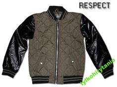 RESPECT jesień 122/128 cm 7-8 lat pikowana NOWA Respect, Vest, Athletic, Jackets, Fashion, Down Jackets, Moda, Athlete, Fashion Styles