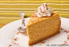 Love The Cheesecake Factory's Pumpkin Cheesecake? Then you'll love this Pecan-Topped Cheesecake Factory Pumpkin Cheesecake Recipe Copycat!