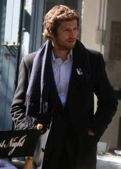 "Guillaume Canet <3  Just saw him in ""Last night"" with Kiera Knightley.  I hope I run into him the next time I'm in France."