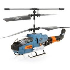 3 Channel RC Military Gyro Mini Indoor Helicopter Viefly V268 $21.98