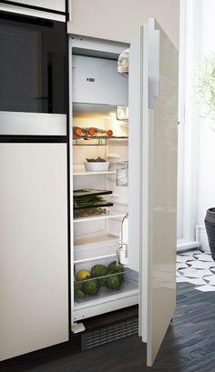 EFFEKTFULL построен в холодильник / -vriezer с открытой дверью