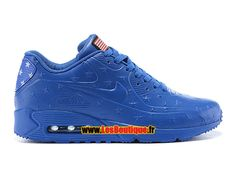 """NikeiD Air Max 90 VT Premium """"Independence Day"""" - Chaussures Nike Sportswear Pas…"""