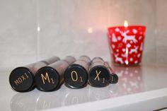 MOXI Make-up Brushes Review - The Big Burd Blog - MOXI brushes in protective tubes