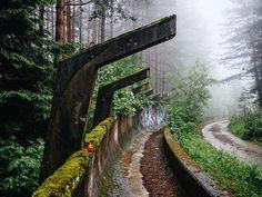 10 lugares abandonados ao redor do mundo que mexerão com a sua cabeça - Somente Coisas Legais