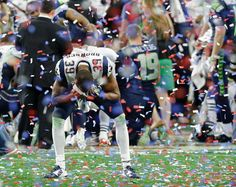 Brandon Browner gets emotional.  Patriots vs. Seahawks: Super Bowl XLIX The New England Patriots take on the Seattle Seahawks in Super Bowl XLIX at University of Phoenix Stadium on Sunday, February 1, 2015.